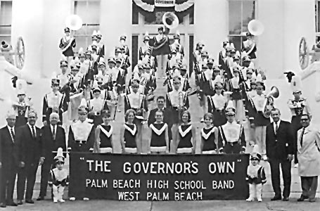 Palm Beach High School Wildcat Marching Band